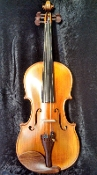 "Chinese 4/4 2010 West Coast ""Peter Kauffman"" 5 String Violin"