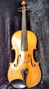 American 4/4 1900 August Carlstedt Ideal Violin