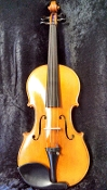 German 4/4 1911 J.A. Baader Workshop Violin