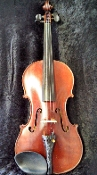 German 4/4 1910 J.A. Baader Workshop Violin
