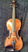 German 4/4 1850 Handmade Violin