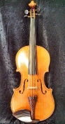 German 4/4 1907 Josef Metzner Violin
