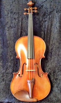 "Chinese 16 & 1/2"" 2005 West Coast Strings ""SV03 Maggini"" Viola"