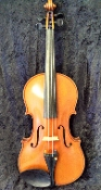 "German 4/4 1900 Jenkins Sons ""Harwood"" Strad Copy Violin"