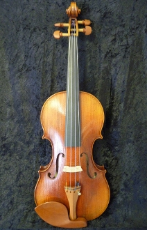 Czech 4/4 2004 Jan Dvorak Signature 35F Violin