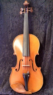 "German 15 & 1/2"" 1964 Jacobus Hornsteiner Strad Copy Viola"