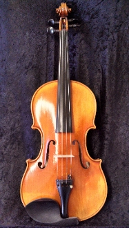 "Chinese 16"" 2008 William J Hu & Snow ""Professional JHS"" Viola"