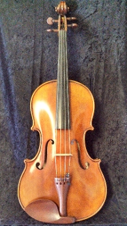 "Chinese 16 & 3/4"" 2005 West Coast Strings ""Sandro Luciano"" Viola"