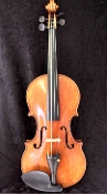 "American 4/4 1924 James Reynold Carlisle ""Thumbprint"" Violin"