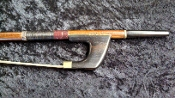 European 3/4 1960 A. M. Gees Bass Bow - German Style