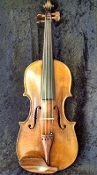 German 4/4 1890 Hopf Copy Violin