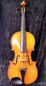 "German 15& 1/2"" 1994 Gustav August Ficker ""Sarasate"" #2528 Viola"