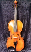 "German 16"" 1979 Gustav August Ficker ""Sarasate"" #2528 Viola"