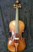 German 4/4 1900 Marenga Romanus Rinaldi Copy Violin