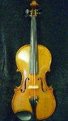 "Different angles showing a ""Antonio Loveri"" Tonk Brothers Violin and label"