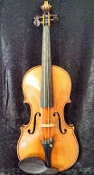 German 4/4 1910 Wolff Brothers Violin