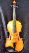 "German 4/4 1950 William Lewis & Son Ton-Klar ""The David"" Violin"